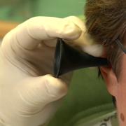 Ear irrigation Devon, at the Honiton hearing centre.Hearing loss, Honiton, hearing tests Devon,